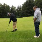 Josh and John Golf 2018